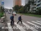 Школьники будут сдавать зачет по правилам дорожного движения