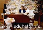 Парламентарии начали бороться с бумажной нагрузкой на педагогов