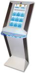 Информационный сенсорный киоск Модель 4